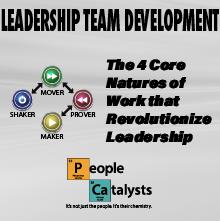 Leadership Team Development: The 4 Core Natures of Work that Revolutionize Leadership