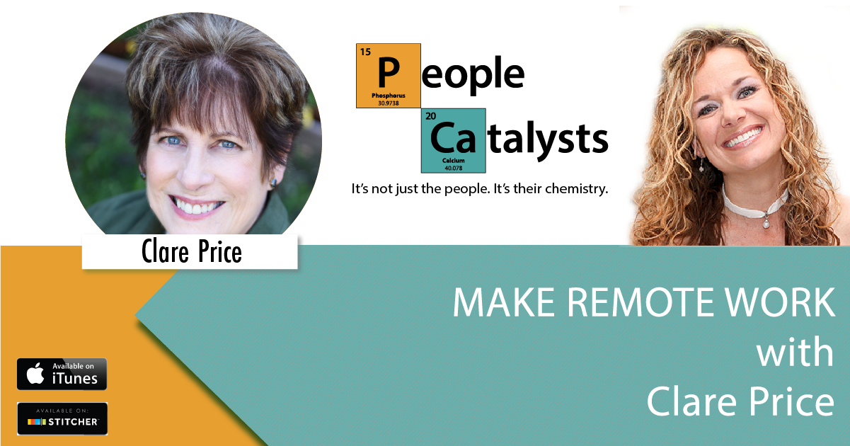 Make Remote Work with Clare Price