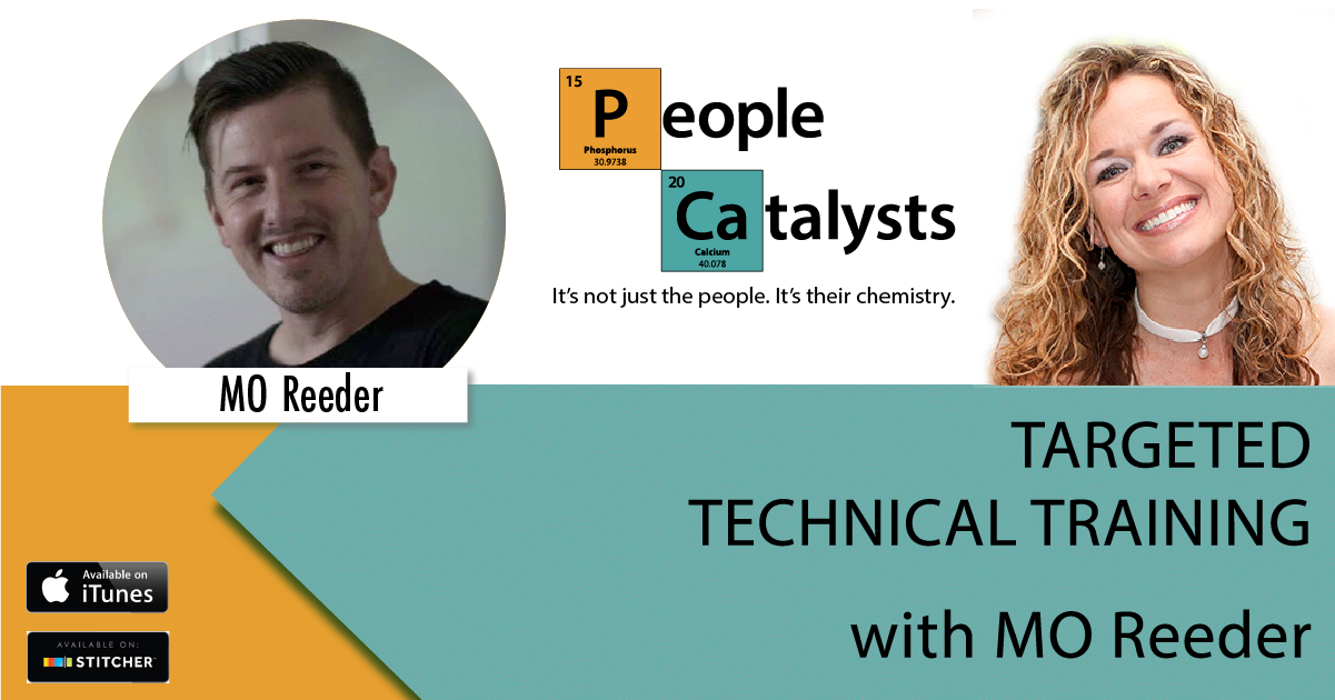 Targeted Technical Training with MO Reeder